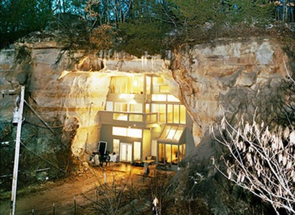 cavehome lead05 Home in a Cave: Crazy or Genius?