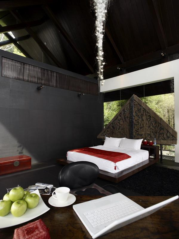 chic master bedroom phuket thailand This Might Just Be the Best Looking Villa in Thailand