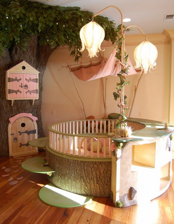 . Fairy Bedroom  Amazing Room Design For Kids   Freshome com