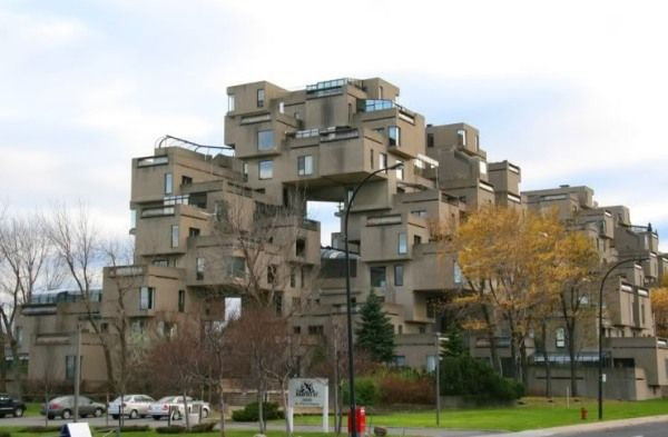 "Habitat 67, an ""Icon of Permanent Modernity"""