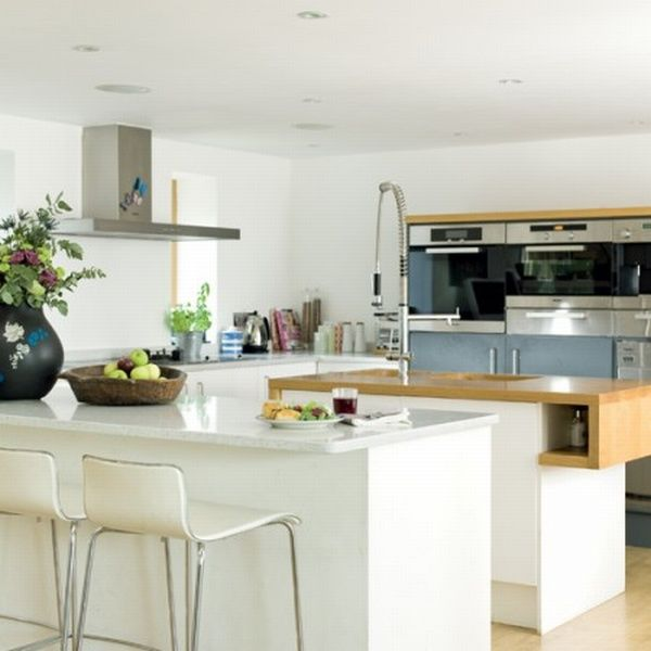 idealhomemagazine2 450x450 Cool Ideas For a Kitchen Bar, A Fun Interior Makeover