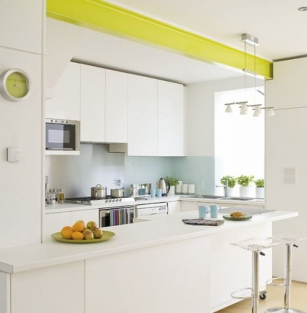 idealhomemagazine3 450x460 Cool Ideas For a Kitchen Bar, A Fun Interior Makeover