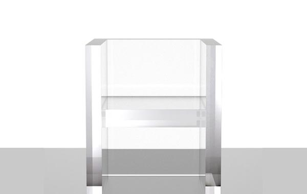 """The Invisibles"" by Japanese Designer Tokujin Yoshioka"