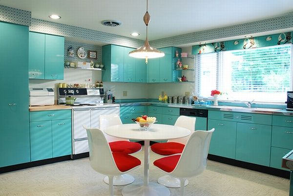 light blue kitchen architecture decoration design - Polling Life Style Compition September 2010