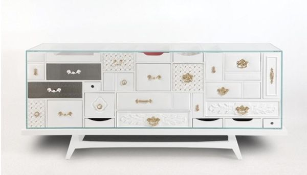 Limited Edition Mondrian Sideboard, Furniture Or Art?