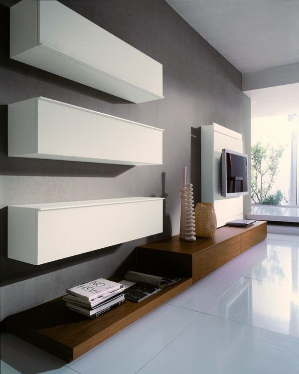 20 Ideas On How To Integrate A Tv In The Living Room Freshomecom