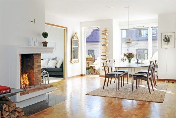 Dream Apartment in Sweden. Ready For Some Great Interior Design?