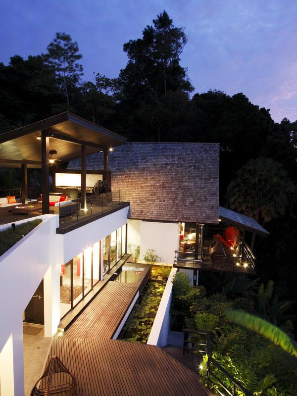 Best looking villa in thailand for Best looking houses