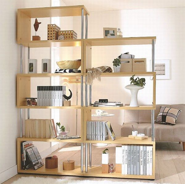 shelving unit1 17 Cool and Unconventional Shelving Ideas