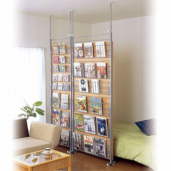 shelving unit123 17 Cool and Unconventional Shelving Ideas