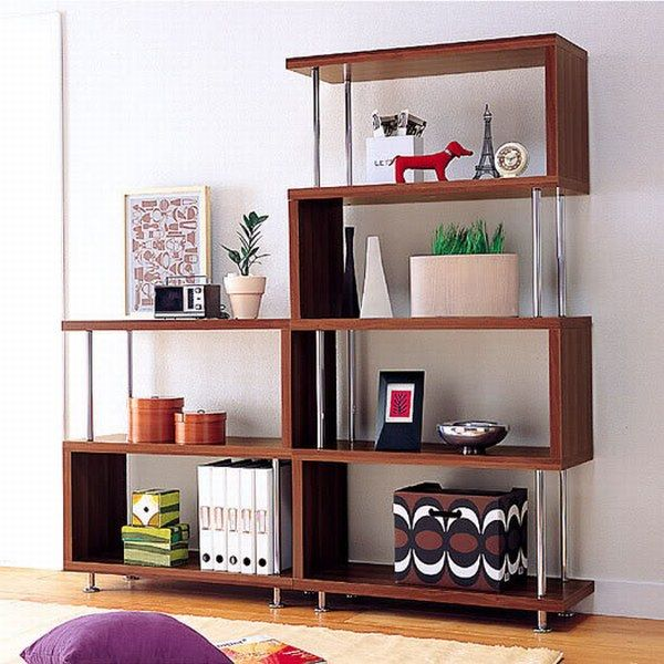 shelving unit12357 17 Cool and Unconventional Shelving Ideas