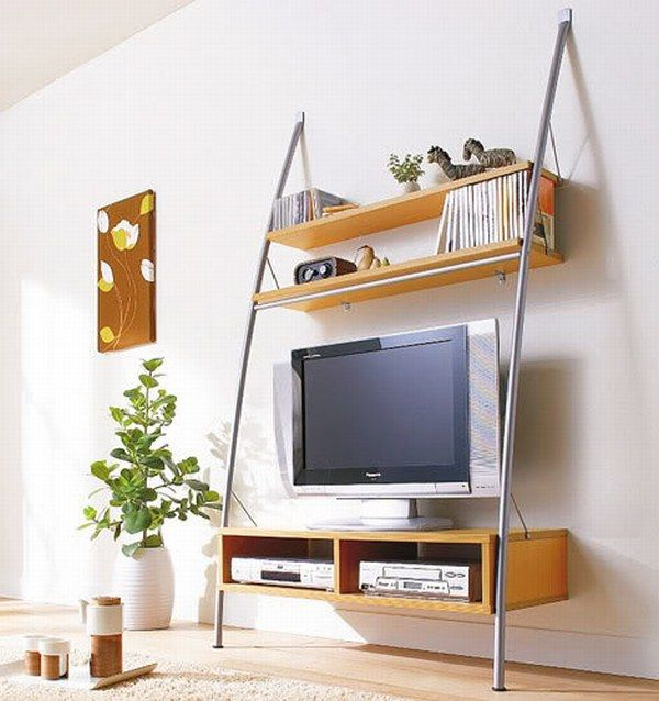 shelving unit12357cv 17 Cool and Unconventional Shelving Ideas
