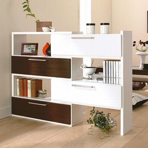 shelving unit1235yz 17 Cool and Unconventional Shelving Ideas