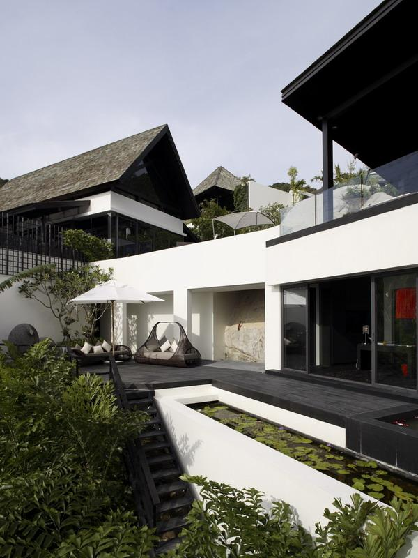Best looking villa in thailand for Looking for an architect to design a house