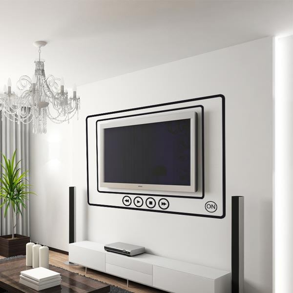 wall stickers ideas 20101 Breathe New Life to Your Space with Wall Stickers