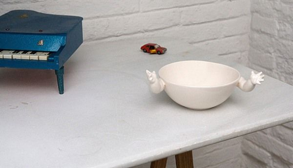 Arm&Crafts, a Playful Handmade Ceramic Set