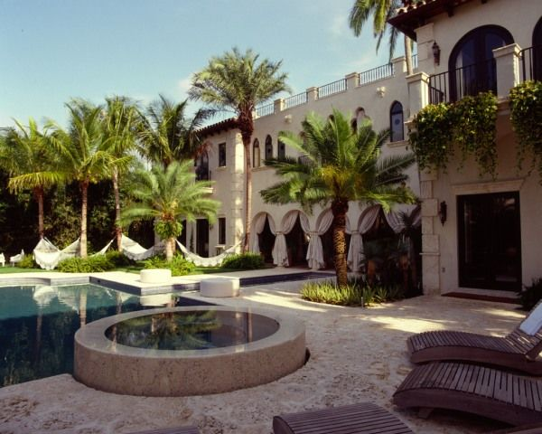Villa Roxie in Miami, the Former Crib of Lenny Kravitz