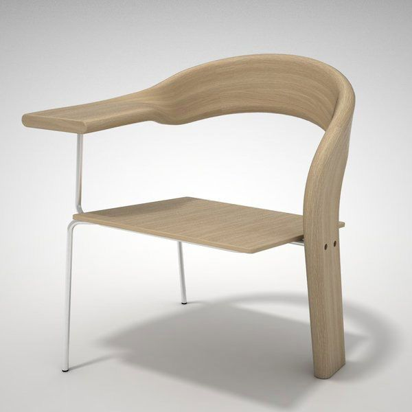 Cafe Chair by Kamilla Lang