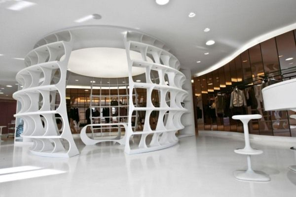alv showroom milan