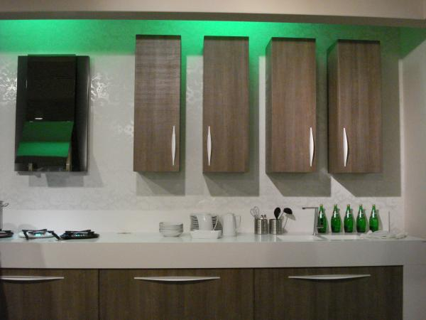 New exclusive home design 2 intriguing kitchen shelving for Kitchen ideas 2010