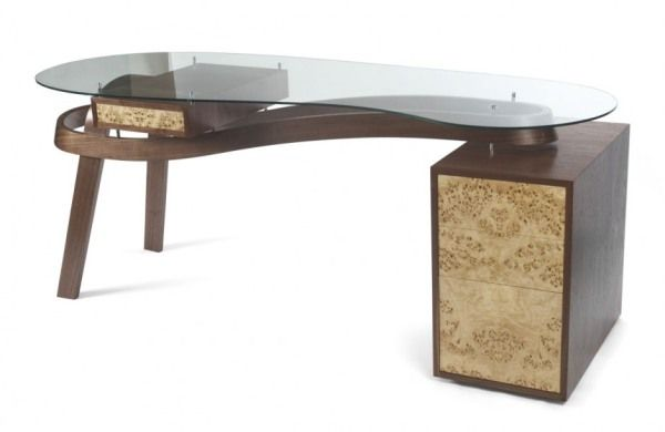 A Writing Desk or a Funky Coffee Table?