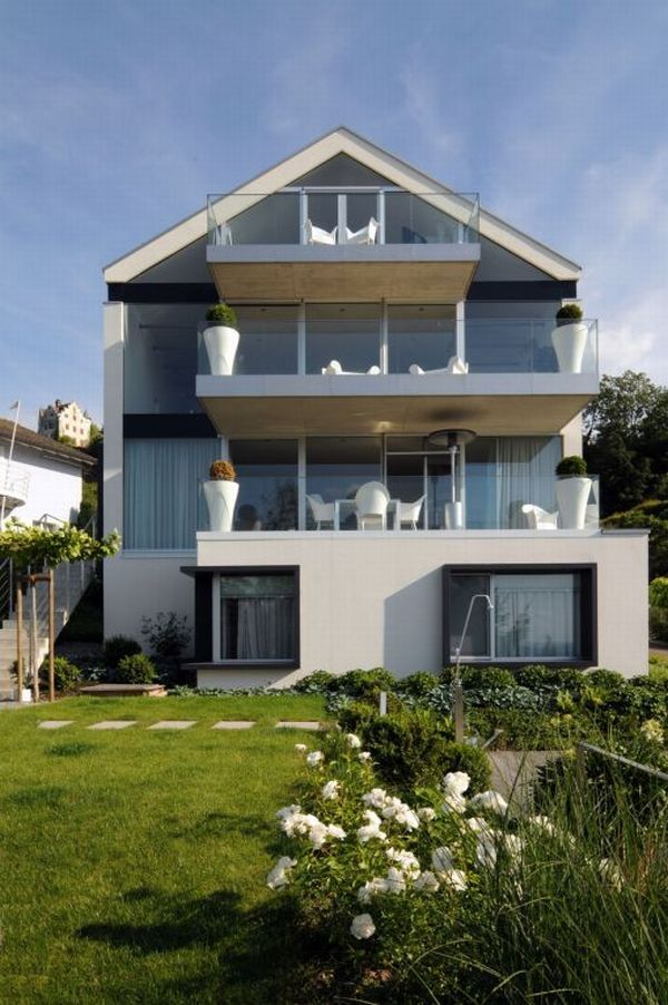 Contemporary Home in Switzerland | House Architecture