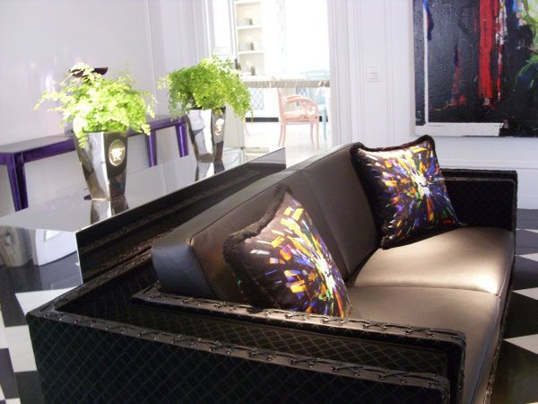 Virtual Tour Of The New Versace Home Collection Milan 2010