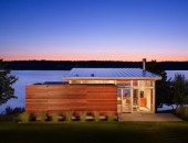 1274215186 vashon cabin 01 170x130 Magnificent Childhood Inspired Residence: the Slide by LEVEL Architects