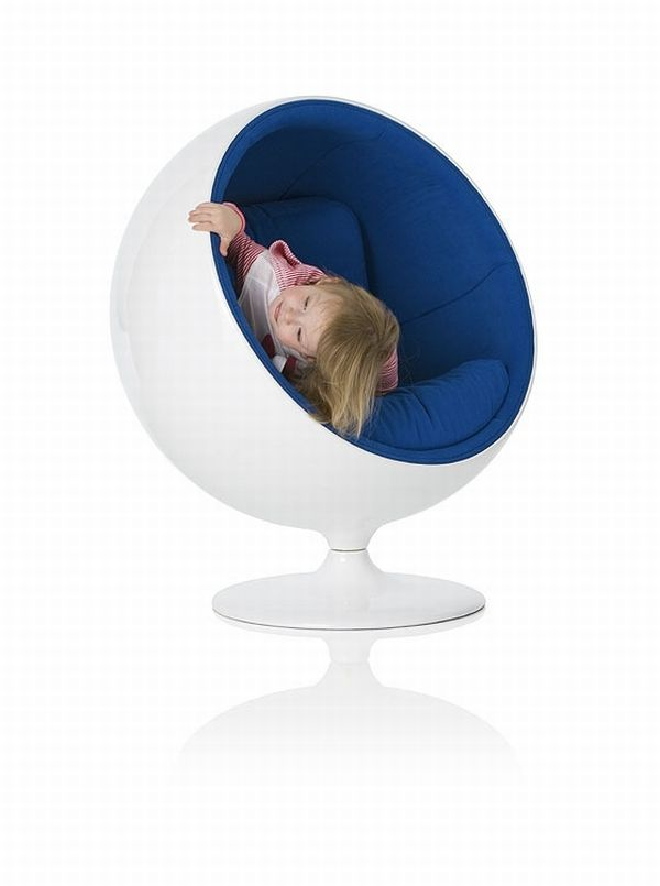 Adorable and Famous Chair Designs for Children | Freshome.com