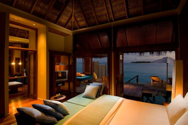 amazing bedroom view 23 Amazing Bedrooms with a Panoramic View of 