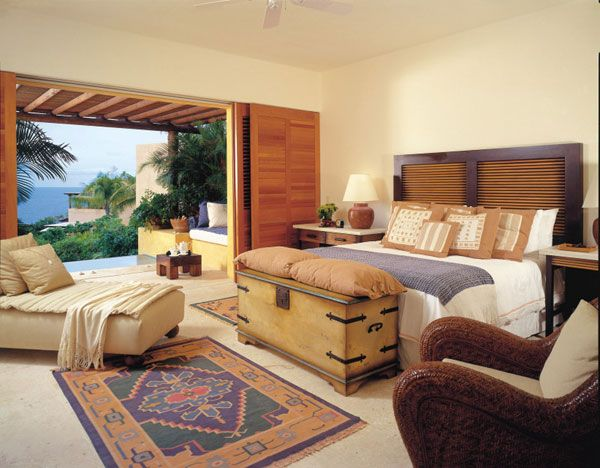 bedroom view beautiful 23 Amazing Bedrooms with a Panoramic View 