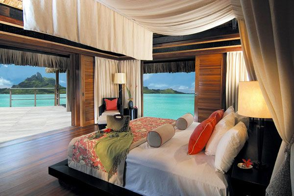 cool bedroom view 23 Amazing Bedrooms with a Panoramic View of the