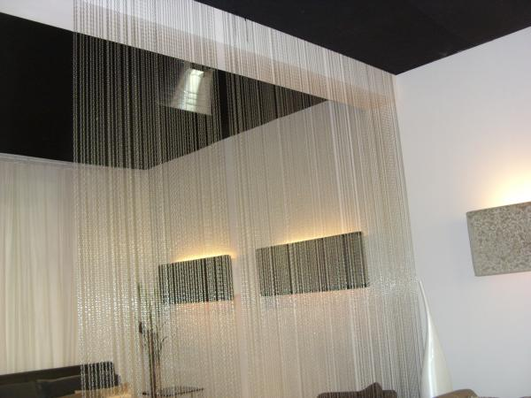 Looking for Fun Wall Dividers? Fringe Curtains, Milan 2010