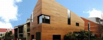 Stirling Residence: Hard Timber and Architectural Genius