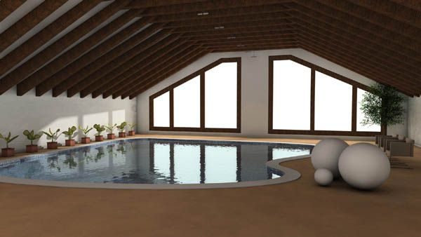 indoor pool design 14 Indoor Pools for a Delightful Swimming Experience