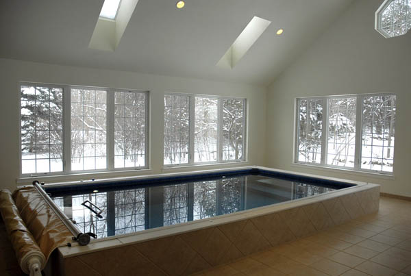 indoor pool designs 14 Indoor Pools for a Delightful Swimming Experience