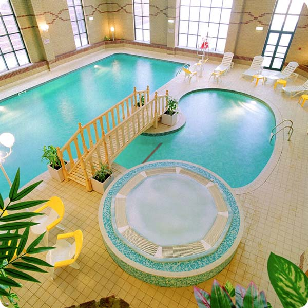 indoor pool 14 Indoor Pools for a Delightful Swimming Experience