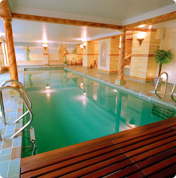 indoor pools 14 Indoor Pools for a Delightful Swimming Experience