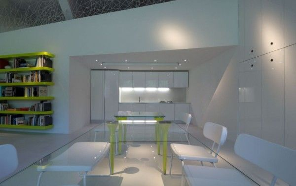 micheli 110510 03 940x591 Luxury Reinvented : Micheli Residence in Florence