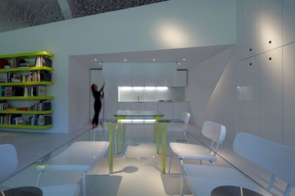 micheli 110510 04 940x624 Luxury Reinvented : Micheli Residence in Florence