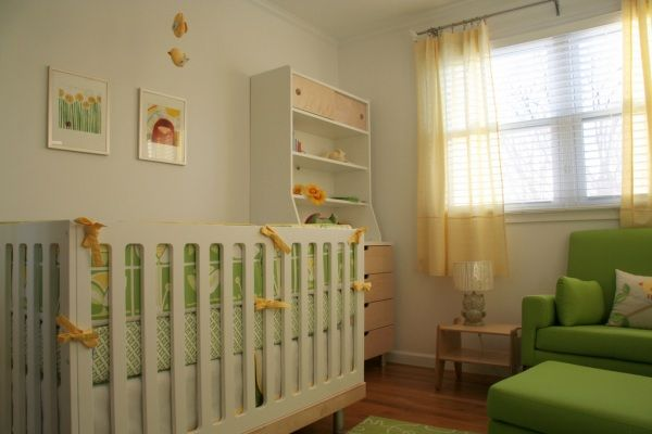 nursery idea 14 Cute and Inspiring Nursery Arrangements
