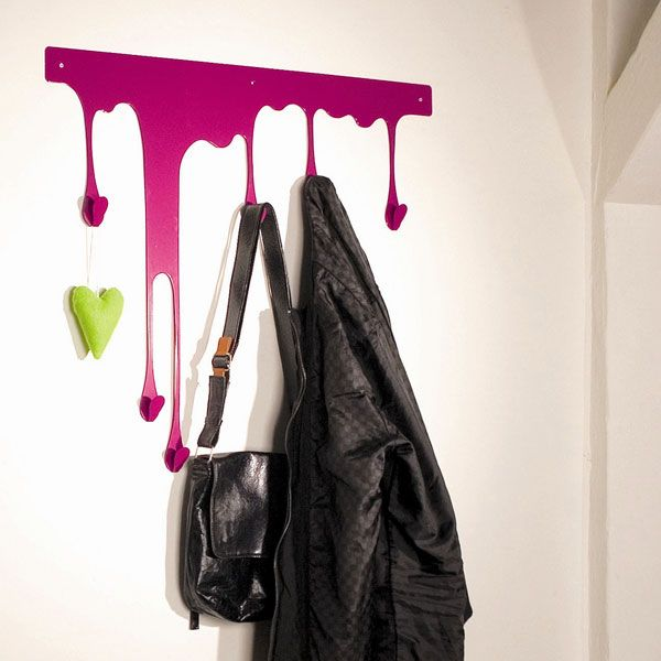 25 Of The Most Creative Wall Hook Designs Freshomecom