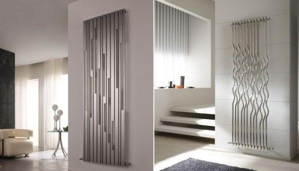 Innovative Inox Radiators From Cordivari Freshome Com