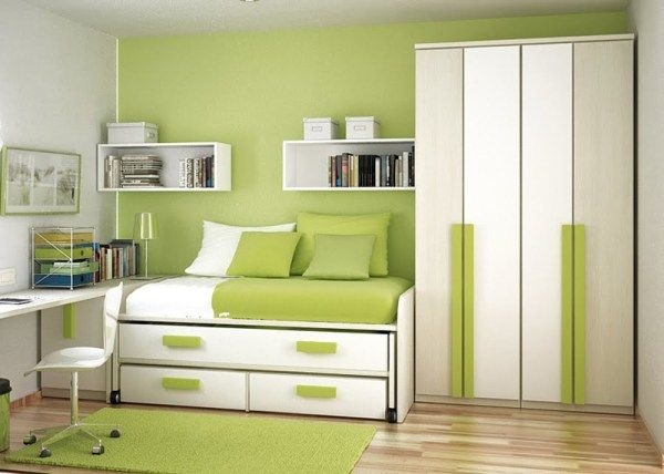 small teen room design idea 10 10 Cute Small Room Arrangements for Teens