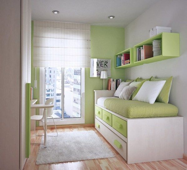 small teen room design idea 9 10 Cute Small Room Arrangements for Teens