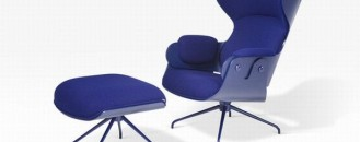 "Elegant and Sophisticated: ""The Lounger"" from Hayon Studio"