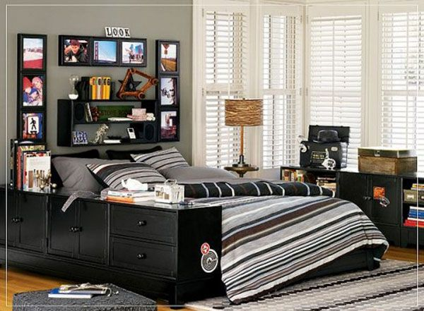 01 27 495x36411 25 Room Designs for Teenage Boys