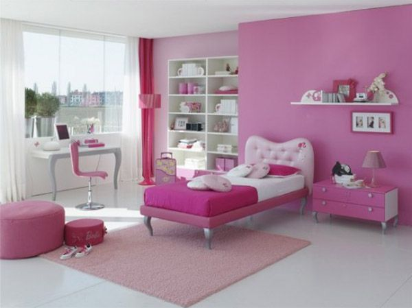25 Room Design Ideas for Teenage Girls | Freshome.com