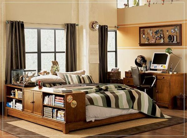 09 910 495x364 25 Room Designs for Teenage Boys