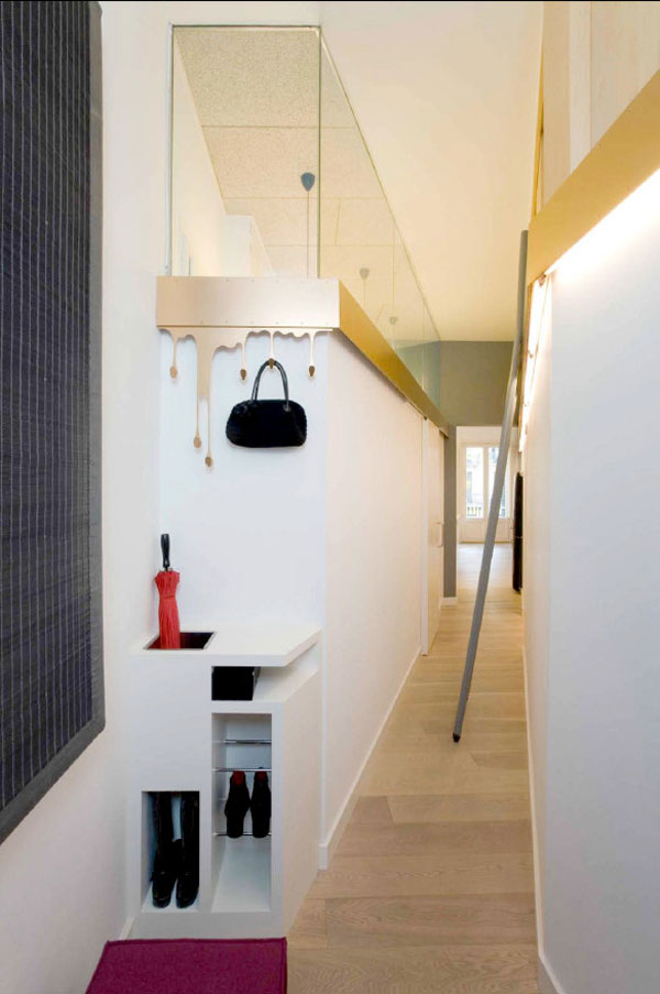 1277472719 miel santpere47 foto 12 Flat Renovation in Barcelona, Based on Strong Visual Effects